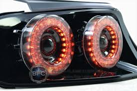 mustang led tail lights 2013 2014 ford mustang s197 full led xb replacement tail light