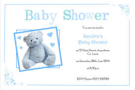 You Are Invited Card Personalised Baby Shower Invitations Theruntime Com