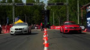 bmw vs audi race drag race mercedes c63 amg vs bmw m6 vs chevrolet corvette zr1