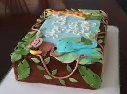 jungle theme baby shower cake jungle animals baby shower cakes