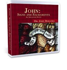 gospel john signs sacraments catholic productions