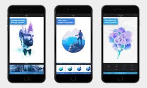 beautifully designed the most well designed iphone apps 2017 cool material