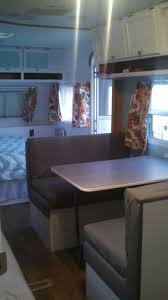 Camper Interior Decorating Ideas by 116 Best Bug Out Trailers Images On Pinterest Camper Remodeling