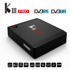 smart android k3 pro dvb smart tv box android 4k receiver s912 android 6 0 octa