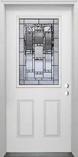 32x80 Exterior Door Mastercraft Venice 32 X 80 Steel Half Lite Ext Door Lh At