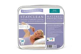 Sofa Bed Mattress Protector by Stay Clean Mattress Protector By Protect A Bed Harvey Norman New