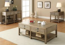 Cottage Coffee Table Coffee Tables Driftwood Finish Coffee Table Co 701958