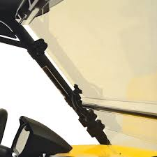 can am commander utv windshield u2013 full tilting can am kolpin