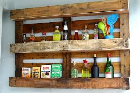 how to make a kitchen rack from a pallet 8 steps with pictures