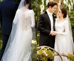 twilight wedding dress s dreamy wedding dress from twilight is now up for grabs