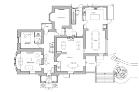 floor plans derwentwater house keswick the lake district the house ground floor plan