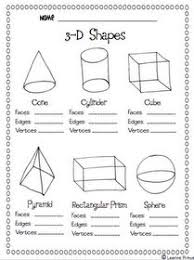 geometry shape books and pattern block art and 3dshapes