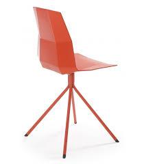 siege plastique cuisine pixel en polypropylène design moderne chaise centrolandia