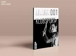design magazin klubsport magazin design and logo alessia corallo