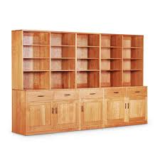 solid wood bookcases scott jordan furniture