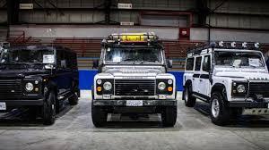 toyota land rover defender bbc autos land rover defender u0027s last stand
