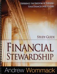 financial stewardship study guide andrew wommack 9781595483270