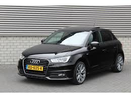 used audi ai for sale used audi a1 sportback 1 4 tfsi 125pk 6 bak sport s line navi for