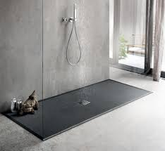 piatto doccia pietra receveur de rectangulaire en marbre martini pietra