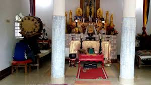 buddhist prayer room youtube