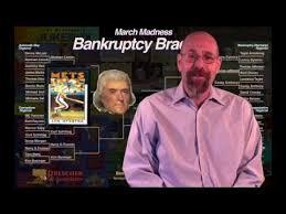 Lenny Dykstra Tried To Break - thomas jefferson lenny dykstra march madness bankruptcy brackets