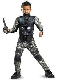 call of duty halloween costumes for kids gi joe storm shadow deluxe child costume gi joe children u0027s