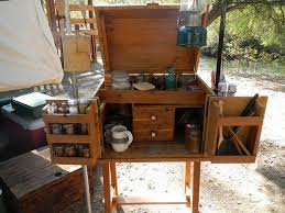 Camp Kitchen Chuck Box Plans by Build A Portable Camp Kitchen For Your Next Picnic Or Camping Trip