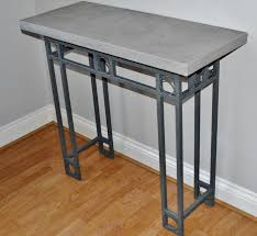 Upcycled Console Table 12 Best Concrete Accessories Images On Pinterest Accessories