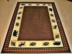 Rustic Lodge Rugs Lodge Throw Rugs Rustic Rugs Cabin Rugs And Lodge Area Rugs