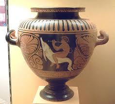 Different Types Of Greek Vases Early Etruscan Art Boundless Art History