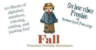 free worksheets preschool printable worksheets free download