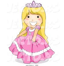 picture of happy halloween vector of a happy halloween cartoon princess wearing a pretty