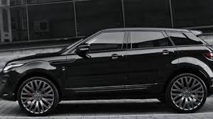 land rover kahn kahn design does its thing on the range rover evoque