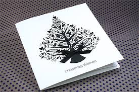 black christmas cards christmas card black and white christmas