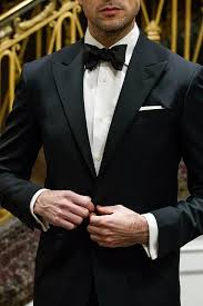black tie attire black tie dress code how to nail it he spoke style