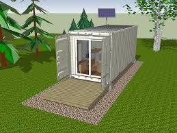 micro cabin plans tiny container cabin tin can cabin