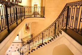best fresh staircase railing designs kerala 9207