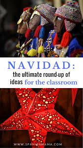 spanish christmas activities the ultimate round up of classroom