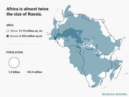 True Size World Map by 15 Overlay Maps That Will Change The Way You See The World