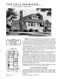 28 craftsman bungalow plans amp house 1920s floor pl hahnow