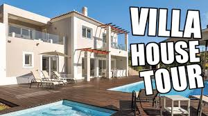 portugal villa house tour itsmedylan youtube