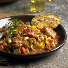 rib ragu with couscous cakes recipe food recipes