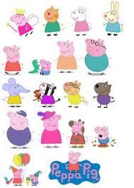 24 images peppa pig jpg u0026 png 300 dpis migueluche etsy