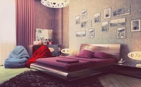 dark purple living room ideas