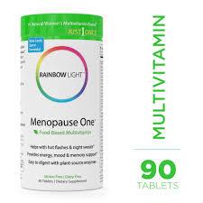 Amazon Rainbow Light plete Menopause Multivitamin