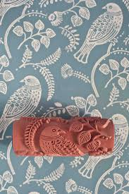 paint rollers with patterns tuvi patterned paint roller from the painted house from