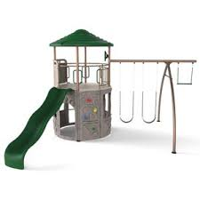 Metal Backyard Playsets Kids Outdoor Playsets Wayfair
