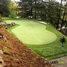 Backyard Putting Green Designs by 23 Best Garden Golf Course Images On Pinterest Backyard Ideas