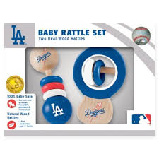 Dodger Crib Bedding by Los Angeles Dodgers From Buy Buy Baby