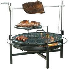 Outdoor Fireplace With Cooking Grill by Fire Pit With Cooking Grate U2013 Jackiewalker Me